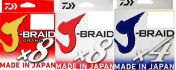 J-braid grand and others compared